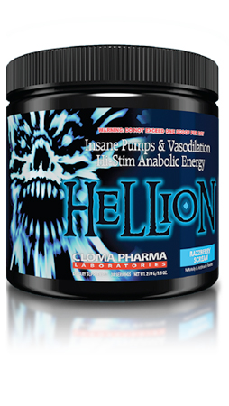 Hellion Pre-Workout